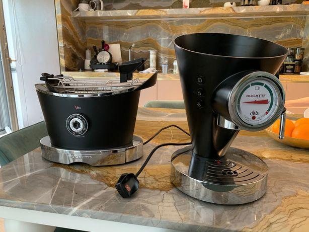 Masina Bugatti | Diva Caffee & Espresso Maker | Impecabil | Masina