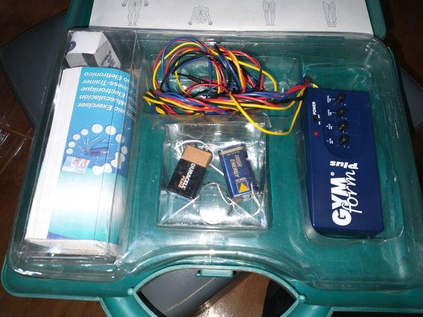 Stimulator electro muscular - Gym form Plus  ( folosit )