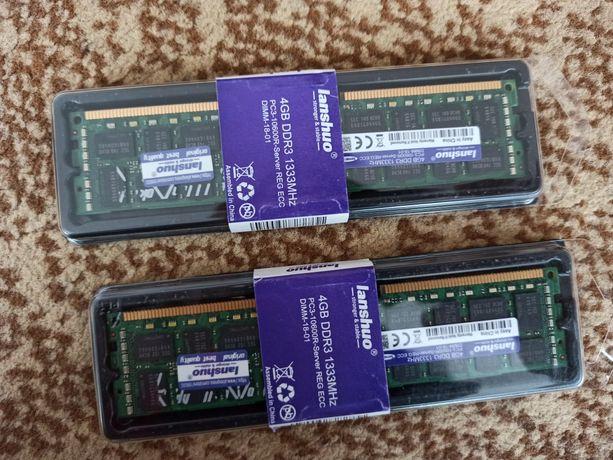 Оперативная память lanshuo на 8гб двумя плашками