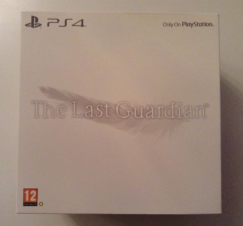 The Last Guardian - Collector's Edition - Joc PlayStation 4 PS4