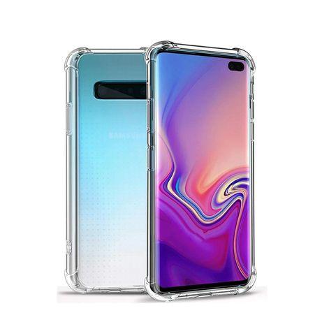 Прозрачен Силиконов Кейс за Samsung Galaxy S10 / S10e / S10+ Note 10