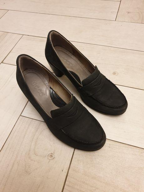 Продам очень удобные туфли, натуральная кожа ECCO 36 р-р