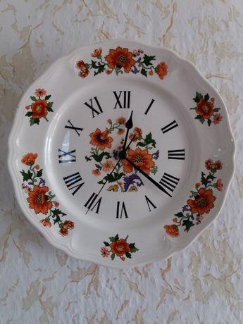 Порцеланов часовник-чиния №2