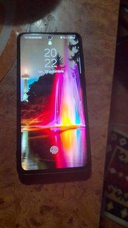 Samsung A71 vand