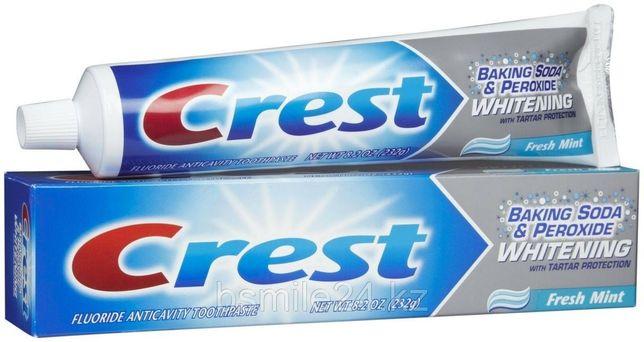 Зубная паста Crest Baking soda, 161грамм