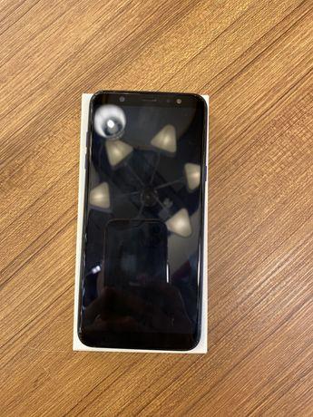 Samsung a6+ б/у в хорошем состоянии