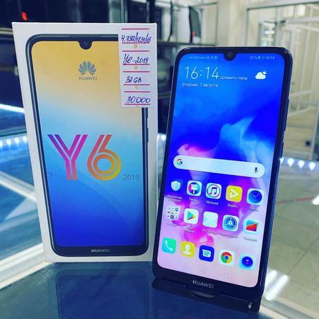 Телефон Huawei Y6-2019, ЖанТаС ломбард, г. Нур-Султан