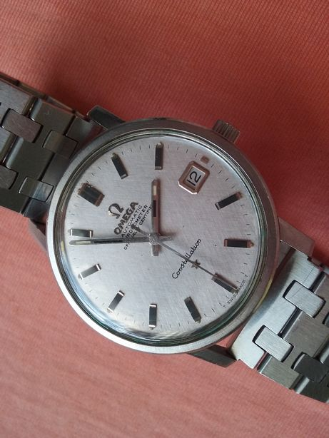 ceas Omega Constellation automatic Chronometer Cal. 564