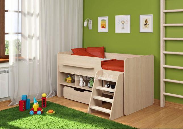 №6 Детская кровать Легенда