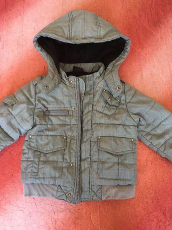 Зимно мъжко якенце H&M