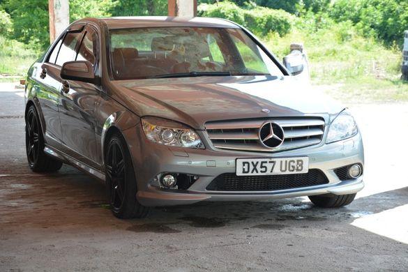 Mercedes-Benz C-Class 204 на части цени в описанието