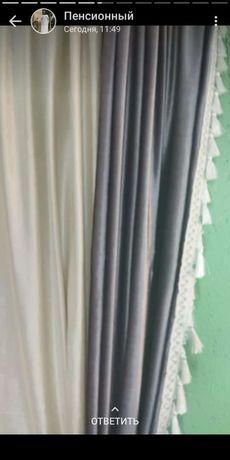 Пошив штор  не дорого