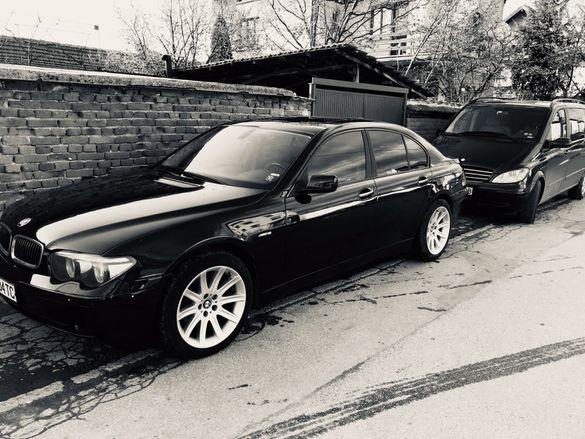 BMW 730D/735/740D/745/760 е65 на части