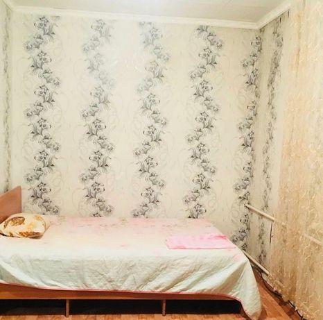Сдам комнату с мебелью и бытовой на Космическая