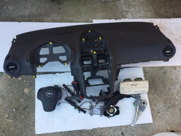 Kit airbag complet OPEL CORSA D 2006-2011