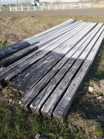 Опоры (столбы) бетонные