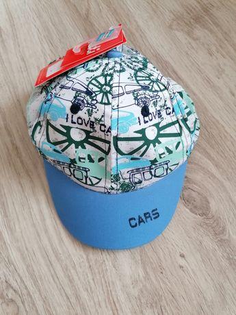 Лятна шапка за момченце