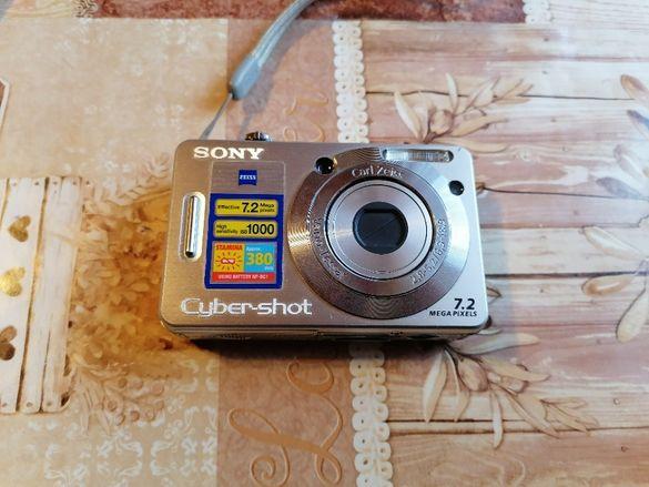 Фотоапарат Sony Cyber-shot DSC-W55