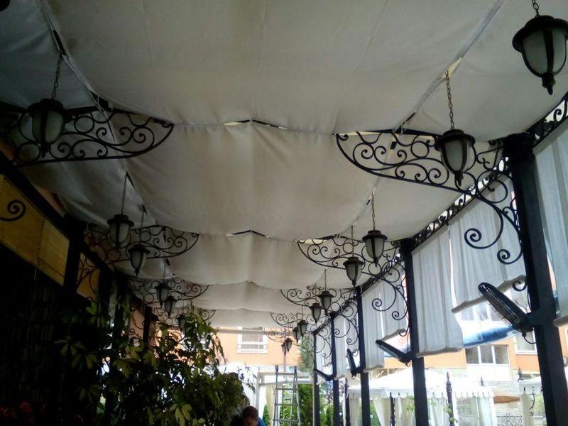 Текстилни тавани гр. Бургас - image 1