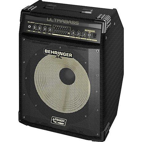 """Amplificator Chitara Bass - BehringerUltrabass BXL3000A 300W 1x15"""""""