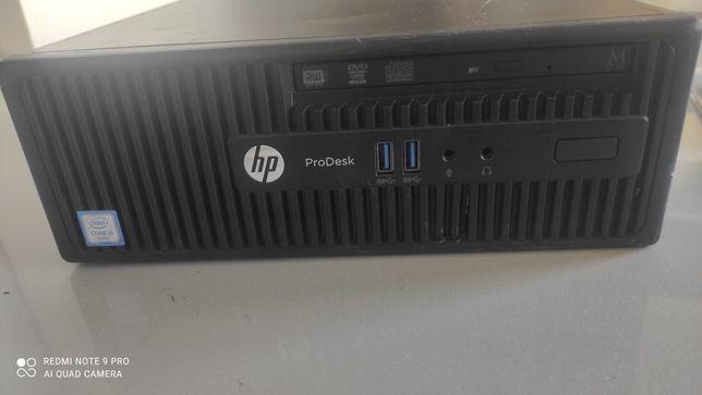 Hp Prodesk 400 G3 i5-6500 8Gb DDR4