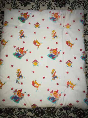 Матрасик/одеяло для малыша