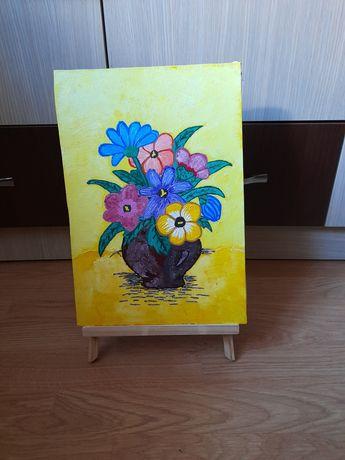 Pictura Cu Flori 4
