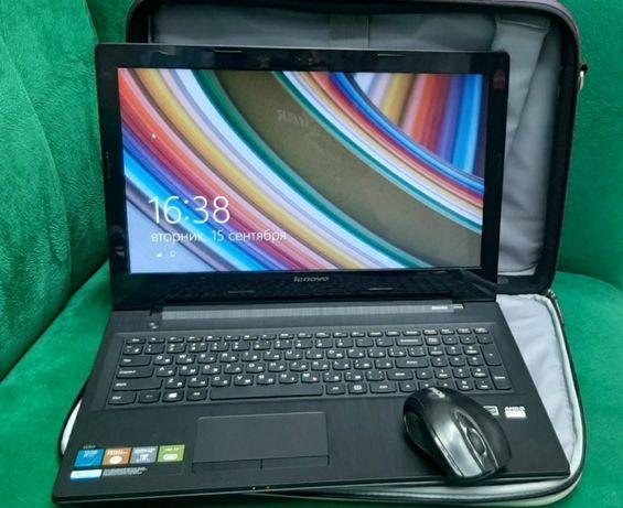 Ноутбук lenovo новый