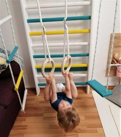 Spaliere gimnastica /echipamente recuperare medicala colorate