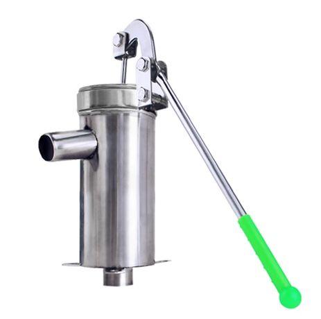 Pompa manuala de apa din inox gradina de scos din fantana put pompa