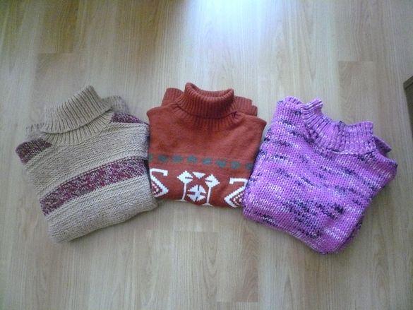 3 пуловера за 5 лв