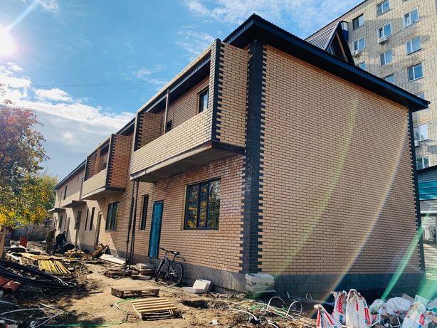 Продажа квартир в строящемся таунхаусе центр