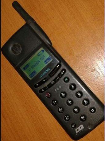 Siemens E10D -telefon de colectie din 1998