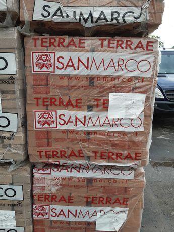 Cărămidă San Marco (4,80 lei/buc=336/palet(usor;negociabil)357 buc /pa
