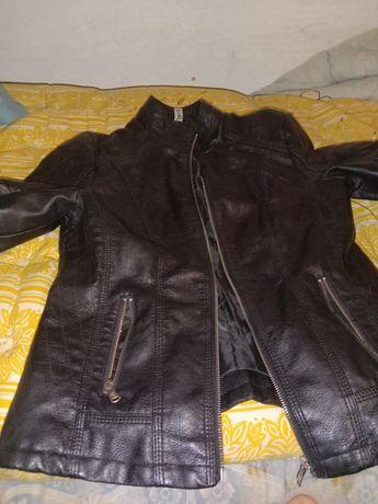 Кожаные куртки чистое кожа