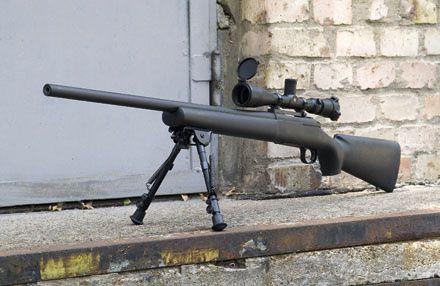 Pusca sniper AWP PUTERNICA 4.2 JOULES / AIRSOFT Cu Aer Comprimat 6mm
