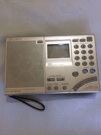 Radio Sony ICFSW7600GR