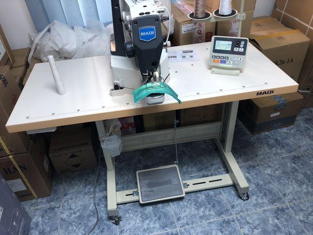 Masina de cusut cheite, electronica MAQI 430G/A EOL SRL
