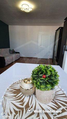 Apartament cochet, mobilat utilat 31mp , zona Piata Flora, Manastur