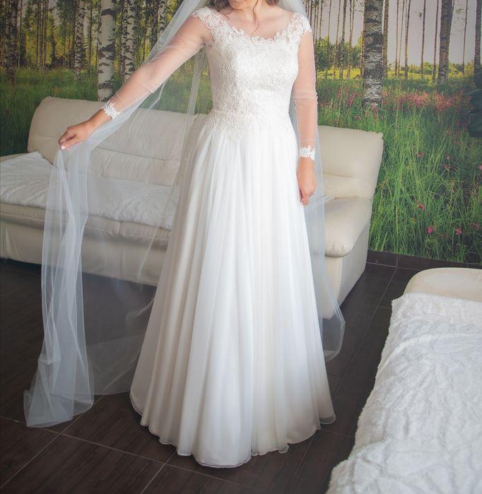 Vând rochie de mireasa Alba Iulia - imagine 1