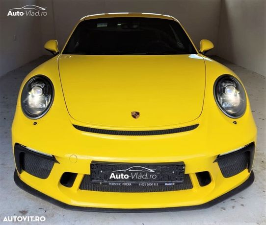 Porsche 911 IMPECABILA de la Primul Proprietar