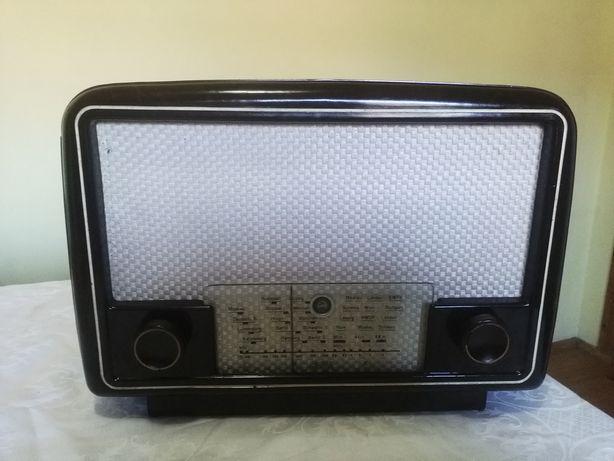 Radio de colectie