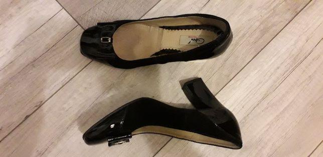 Pantofi de piele, nr.38