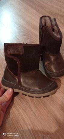 Ботинки зима 1000тг. Размер 22