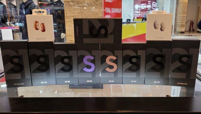 Новый!!! Samsung Galaxy S21 Plus 128 + Плюс 256 / Самсунг С21. Скидка