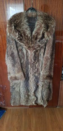 Зимни палта естествена кожа