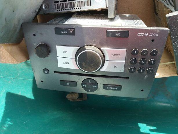 Radio+cd opel vivaro