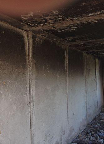 Продам бетонные плиты перекрытия и стеновые плиты