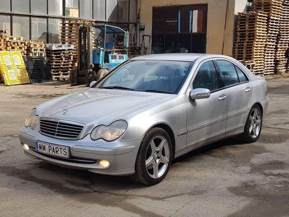 Mercedes C270CDI 170к.с. седан автоматик НА ЧАСТИ!