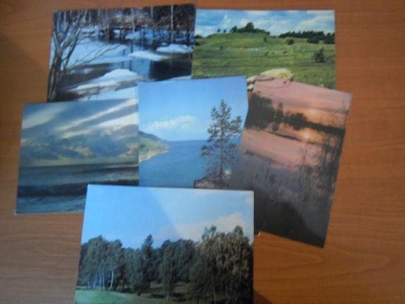 Красиви картички с пейзажи